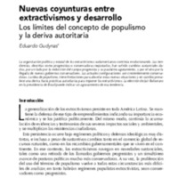 Nuevas coyunturas entre extractivismos y desarrollo, Gudynas (1).pdf