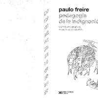 Pedagogia de la indignacion cartas pedagogicas en un mundo revuelto, Freire.pdf