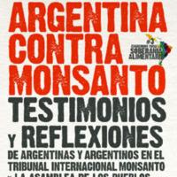 Argentina contra Monsanto, Testimonios.pdf