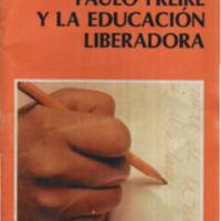Paulo Freire y la Educacion Liberadora, Escobar.pdf