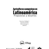 Agriculturas campesinas en Latinoamérica, Hidalgo, Houtart y Lizarraga (ed.).pdf