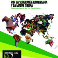 Agroecología campesina por la soberanía alimentaria y la Madre Tierra. Experiencias de la Vía Campesina.pdf