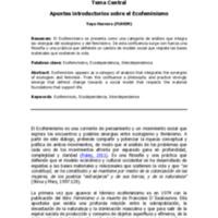 Apuntes introductorios sobre el Ecofeminismo, Yayo Herrero.pdf
