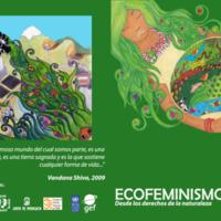 Ecofeminismo desde los derechos de la naturaleza, Shiva. Flores y Martínez.pdf