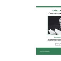 Cuestiones y horizontes, Antología esencial