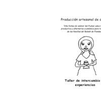 Taller de higiene para la producción artesanal